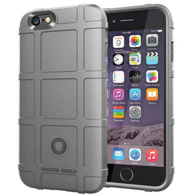 Rugged Shield Anti-fall TPU Phone Case for iPhone 6 / 6S Back Cover