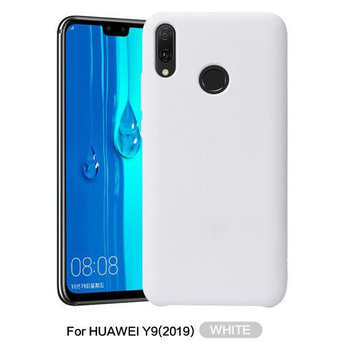 wholesale dealer f897e c286d Package Liquid Silicone High Quality Mobile Phone Case for HUAWEI Y9 2019