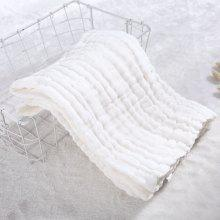 Baby Washed Gauze Holding Cotton Baby Cover Pleated Gauze Color Bath Towel