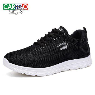 CARTELO Men's New Fashion Breathable Casual Shoes