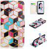 Luxury Case For Huawei Honor 10 3D Vision PU Leather Flip Wallet Magnetic Cover - MULTI-H