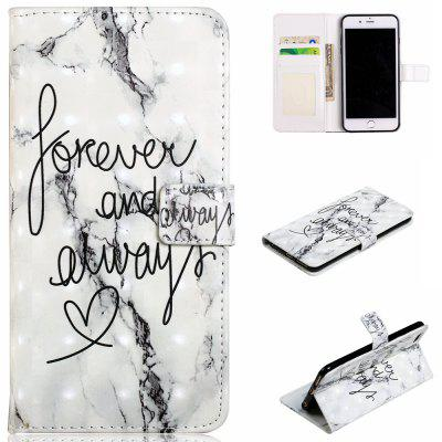 For Iphone 6S Plus Case 3D Vision PU Leather Flip Wallet Cover For iPhone 6 Plus