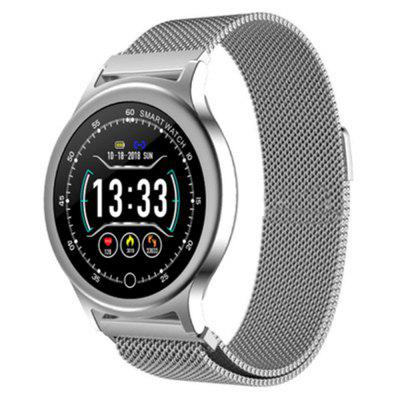 V6-CQ28Fashion Round Screen IP68 Waterproof Fitness Tracker Bluetooth Smartwatch Image