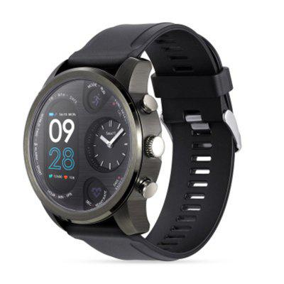 V6-T3 Health Monitoring Waterproof Ultra-Long Standby Bluetooth Smart Watch Image
