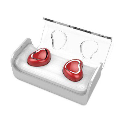TWS7 Earbuds Wireless Headsets Mini Bluetooth 5.0 Fast Auto Paired Sport Earbuds