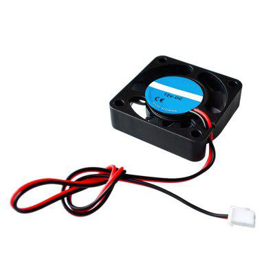3D Printer Makerbot Accessories Extruder Small Cooling Fan 12V 4010
