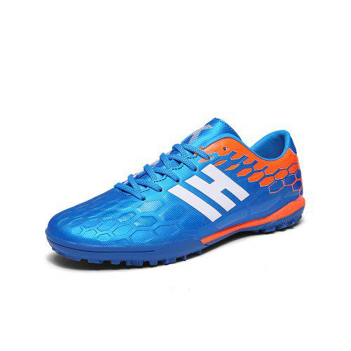 4a1926e94 Athletic Shoes. Male and Female Adult Broken Nail Soccer Shoes Youth Turf  Leather Training Shoes