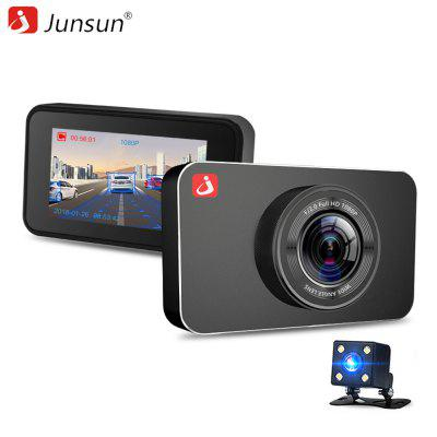 Junsun H9 Super Night Vision Car DVR Camera Dash Camera Recorder Parking Monitor Image