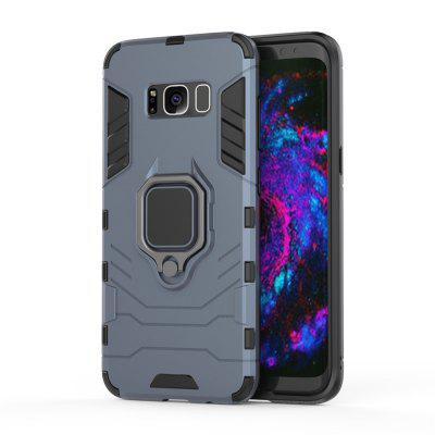 Voor Samsung S8 All-inclusive met beugel Anti-Fall Hard Shell