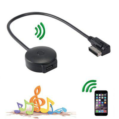Cablecc AMI MDI to Bluetooth Audio Aux USB Female Adapter Cable