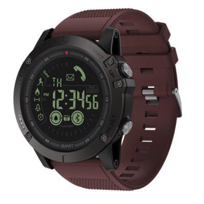 V6-VIBE3 Leisure Sports 50M Waterproof 24-MONTH Standby Bluetooth Smart Watch Image