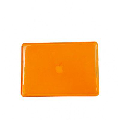 For Macbook PRO 13.3 Inch Color Transparent Crystal Protective Case