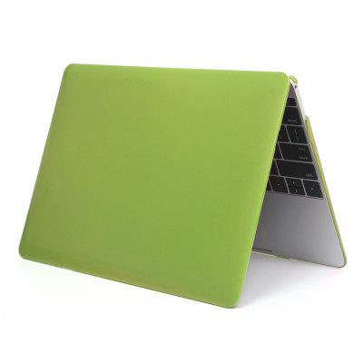 For Macbook 12-inch Grinding Metal Oil Spraying Color Protective Shell