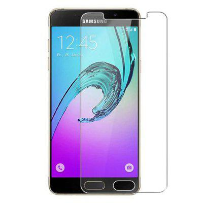 2 Pcs 2.5D 9H Tempered Glass Screen Protector Film for Samsung Galaxy A5 2016