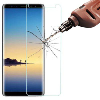 2 Pcs 2.5D 9H Tempered Glass Screen Protector Film for Samsung Galaxy Note 8