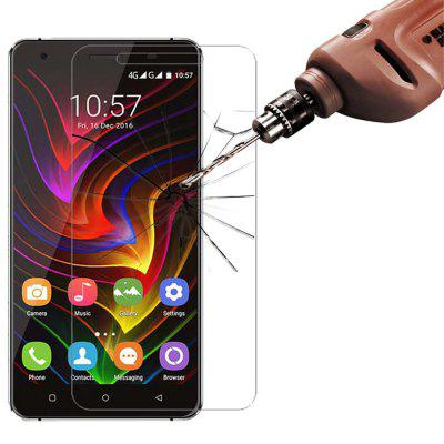 2 Pcs 2.5D 9H Tempered Glass Screen Protector Film for Oukitel C5/C5 Pro