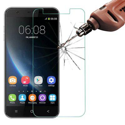 2 Pcs 2.5D 9H Tempered Glass Screen Protector Film for Oukitel U7 Plus