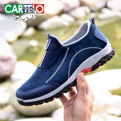 CARTELO Pair of Outdoor Sports Hiking Shoes