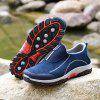 CARTELO Pair of Outdoor Sports Hiking Shoes - LAPIS BLUE