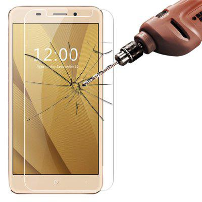 2 Pcs 2.5D 9H Tempered Glass Screen Protector Film For Leagoo M5 Plus