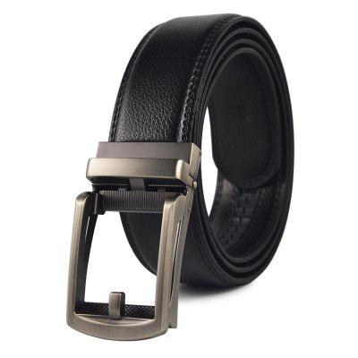 Alloy Agio Automatic Leather Business Belt