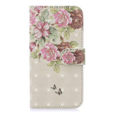 Case for Iphone 6 / 6S 3D Painted Flip Wallet Leather Phone Bag Case