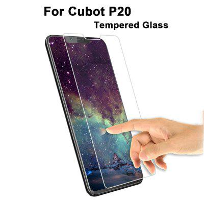 9H Tempered Glass Screen Protector Film for CUBOT P20