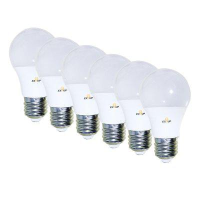 EXUP 6pcs 5 W 450 lm E26 / E27 LED Globe Bulbs AC 85 - 265V