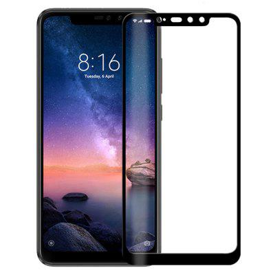9H Full Cover gehard glas displayfolie voor Xiaomi Redmi Note 6 Pro