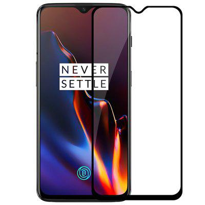 Tempered Glass Full Screen Protector for Oneplus 6T