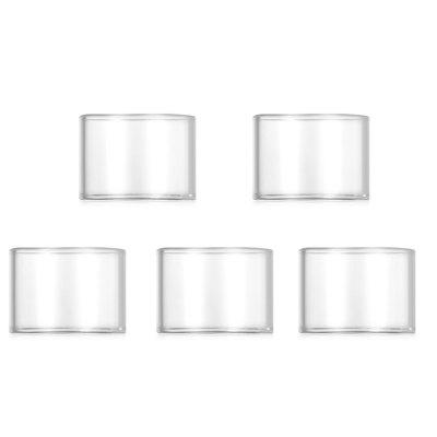 5PCS YUHETEC Glass Tube for  STEAM CRAVE Aromamizer Plus RDTA 10ml