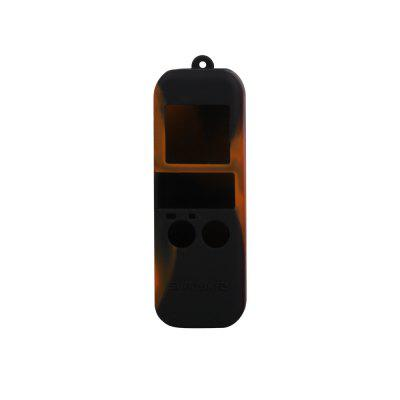 Silicone Cover Case with Sling Strap Lanyard for DJI OSMO POCKET Handheld Gimbal