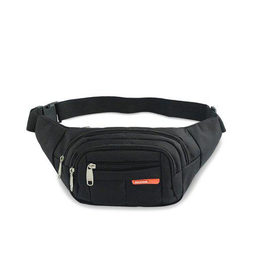 Waist bag Outdoor Riding Pockets Men And Women Casual Business Mobile Phone Pockets Sports Multi-Function Cashier,Blue Waist Packs