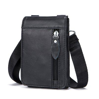 WESTAL Men'S Pocket Belt Bag Mobile Phone Bag Travel Pocket