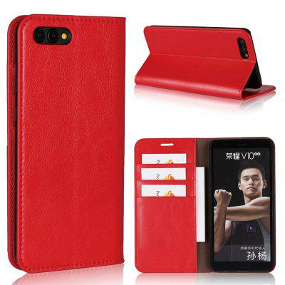 For HUAWEI Honor V10 Phone Case Protector Leather Cover