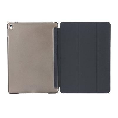 For iPad 9.7Pr0 Lightweight Slim Shell Translucent Back Cover Protector