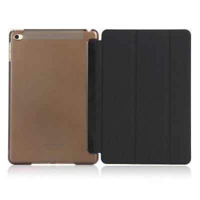 Para iPad Mini 4 Lightweight Slim Shell Traslucent Back Protector