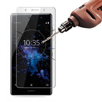 2.5D 9H Tempered Glass Screen Protector Film For Sony Xperia XZ2