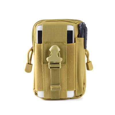 Men and Women Army Fan Tactical Pockets Sports Outdoor Running Waterproof Bag