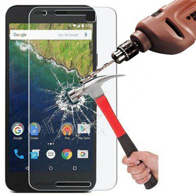 2 Pcs 2.5D 9H Tempered Glass Screen Protector Film For LG Nexus 5X