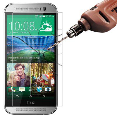 9H Tempered Glass Screen Protector Film For HTC M8