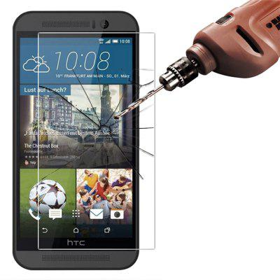 2 Pcs 2.5D 9H Tempered Glass Screen Protector Film For HTC One M9