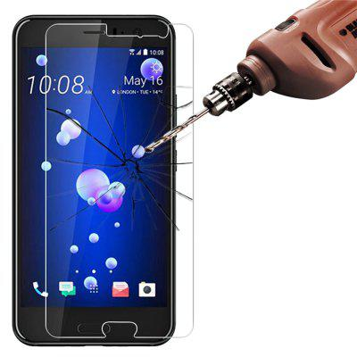2.5D 9H Tempered Glass Screen Protector Film For HTC U11