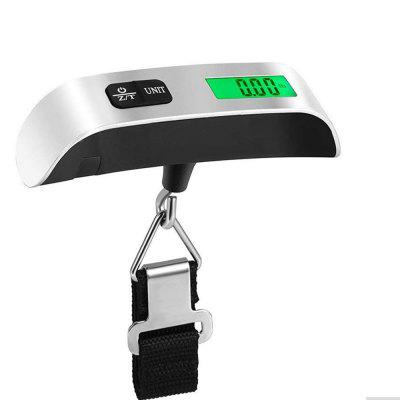 GY-014 Digital Electronic Luggage Scale Portable Suitcase Scale