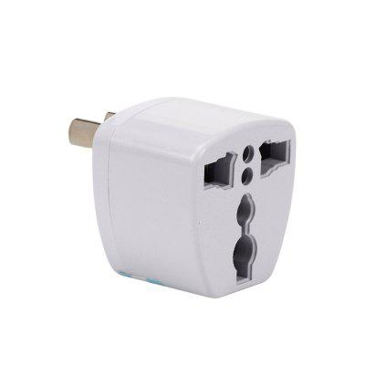 Minismile US/UK/EU/AU to AU Plug Socket Charger Travel Power Adapter Converter