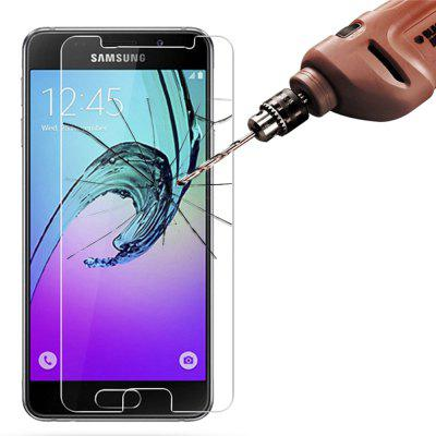 3 Pcs 2.5D 9H Tempered Glass Screen Protector Film For Samsung A5 2016