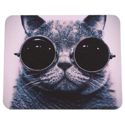 Cool  Mouse Pad Hot Cat Picture Anti-Slip Laptop PC Mice