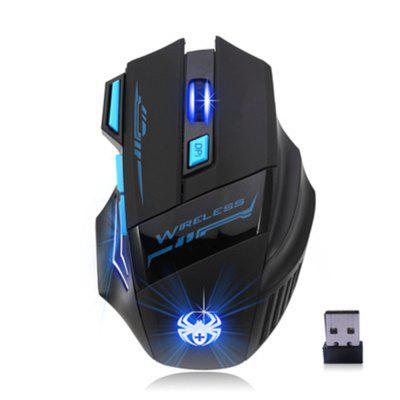 Cool 2.4GHz Wireless Vertical Mouse