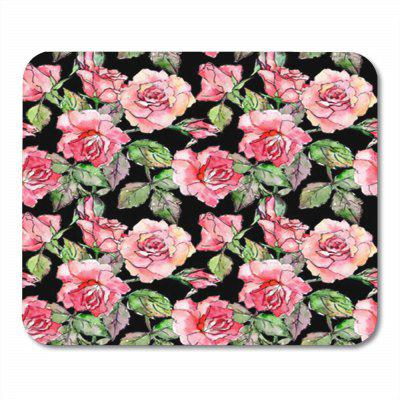 Cool  Rubber  Patterned  Beautiful   Multicolor Gaming  Square  Mouse Pad