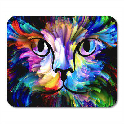 Soft  Rectangle Colorful  Exquisite Nonslip Gaming Mouse Pad